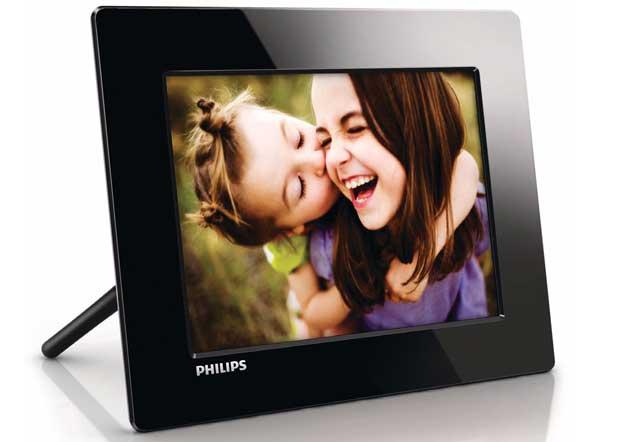 Scan To Digital Digital Photo Frame