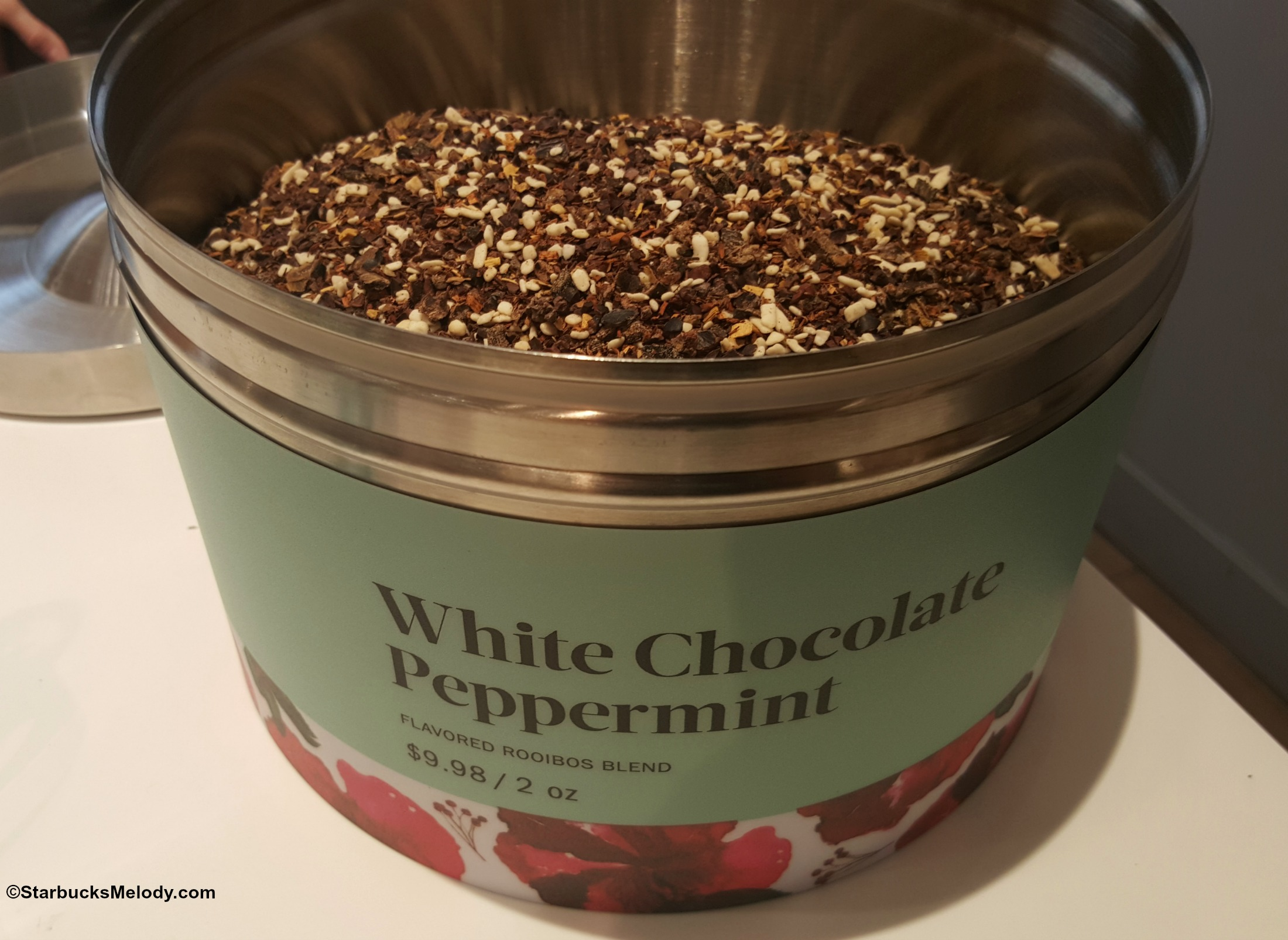 2 - 1 - 20151023_165510 White Chocolate Peppermint Rooibos Teavana Tea.jpg