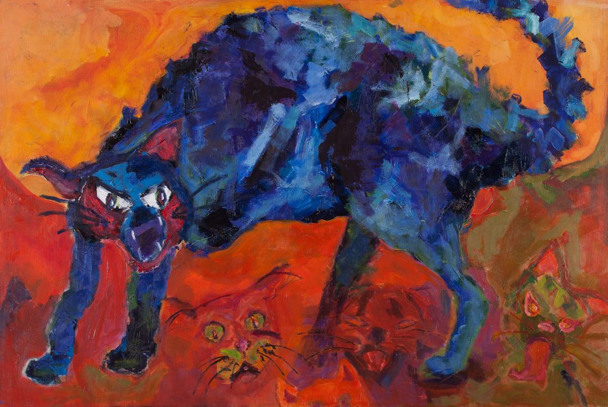 Hell's Cat