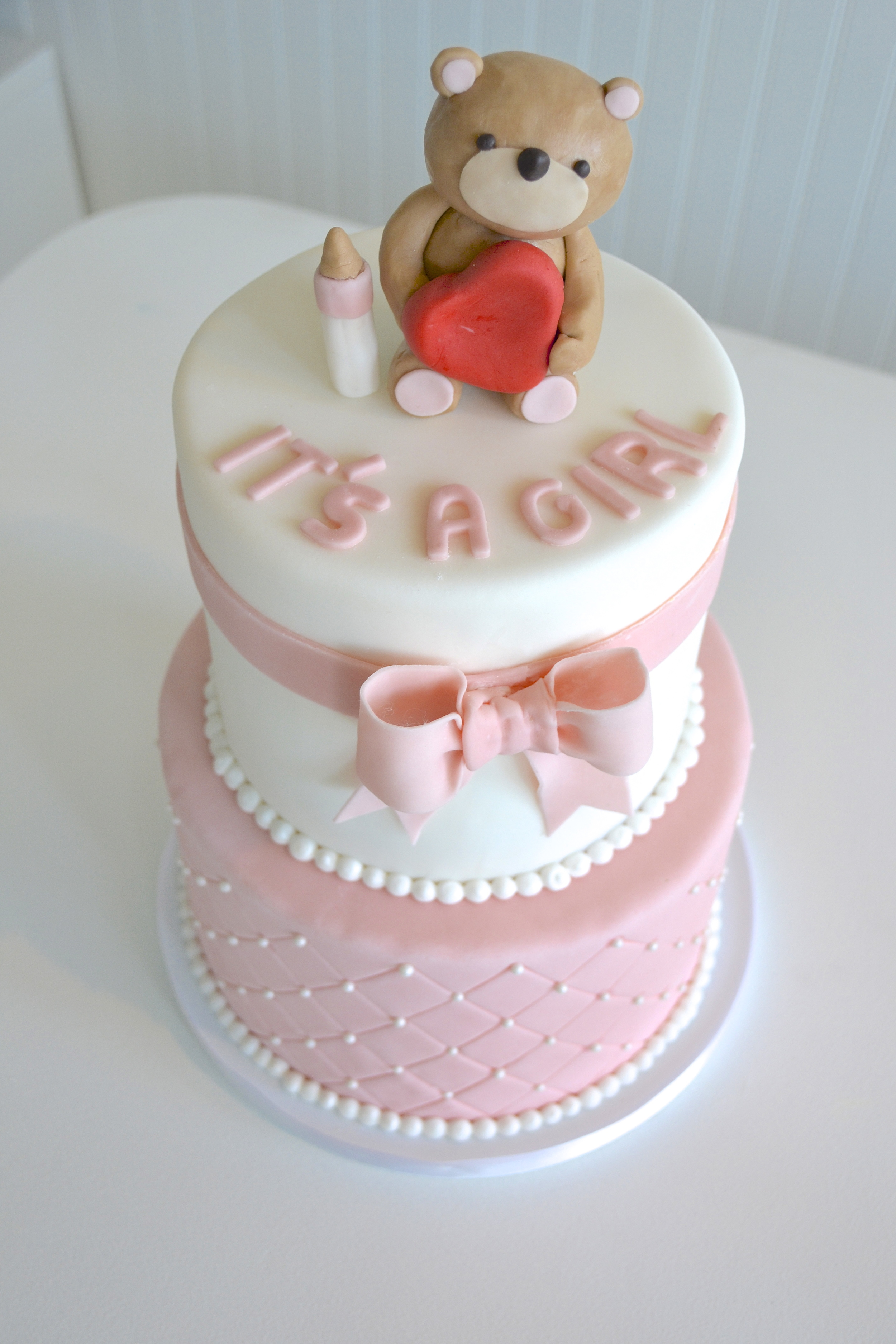 Seattle Celebration Cakes | Seattle Birthday Cakes | The SweetSide | Seattle Baby Shower Cakes and Desserts