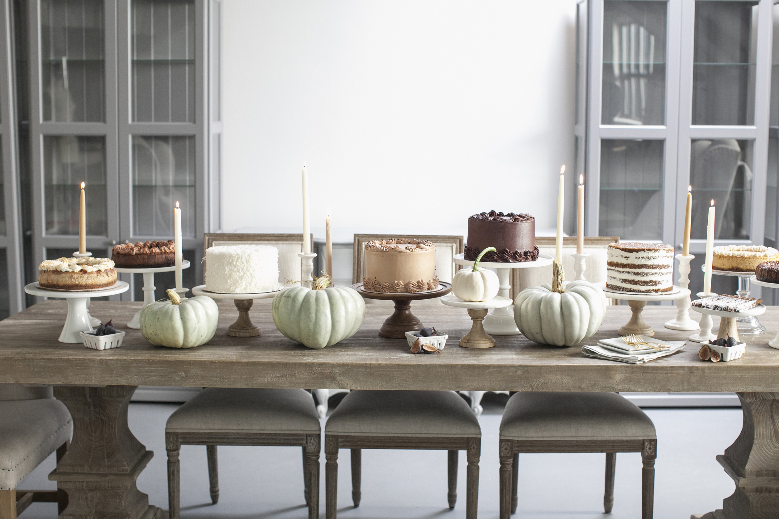 Cakes for Thanksgiving in Seattle | The SweetSide