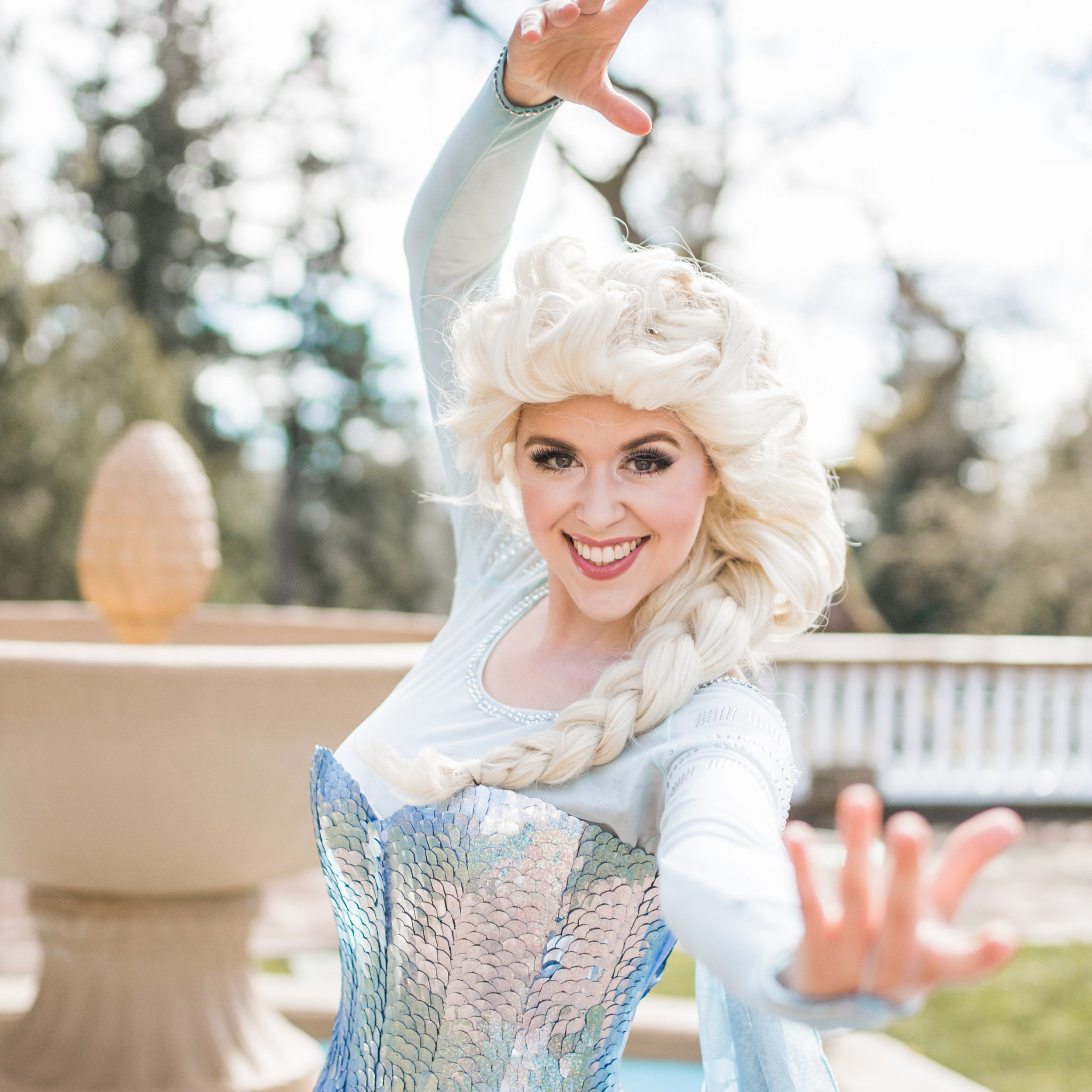 The Elsa Experience  In-store meet & greet. Feb 14 only.  $17