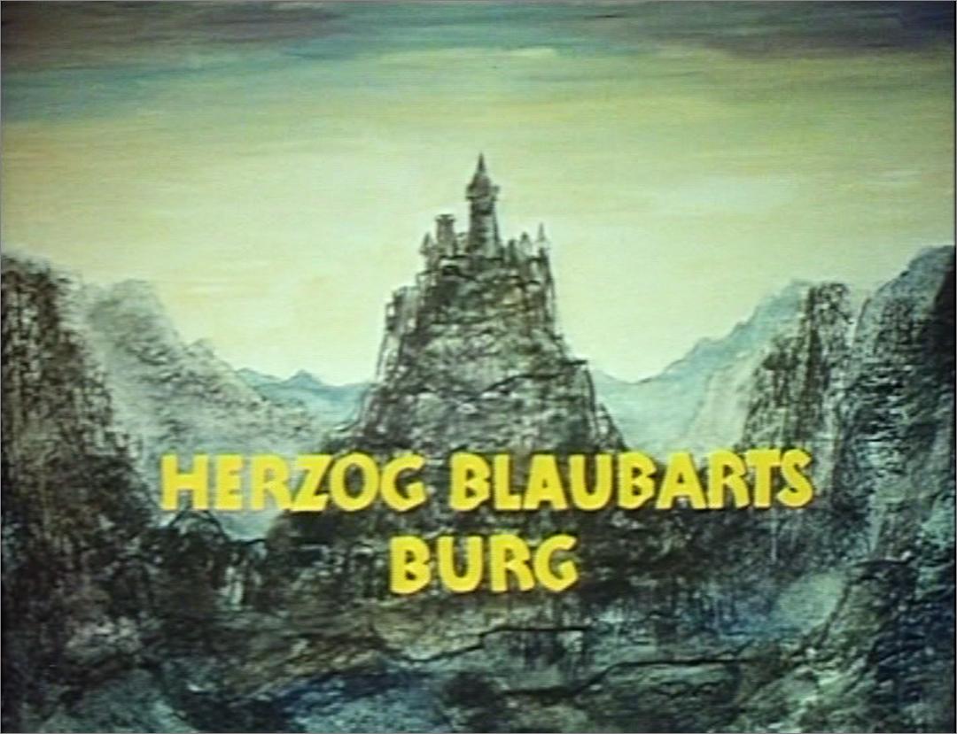 1 Herzog Blaubarts Burg, Regisseur: Michael Powell, Darsteller: Norman Foster, Ana Raquel Satre, Süddeutscher Rundfunk, 1963, TC: 00:00:20