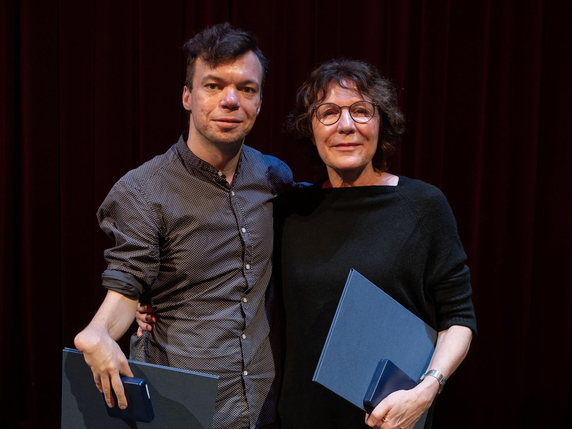 Manuel Gerst, Katrin Brack