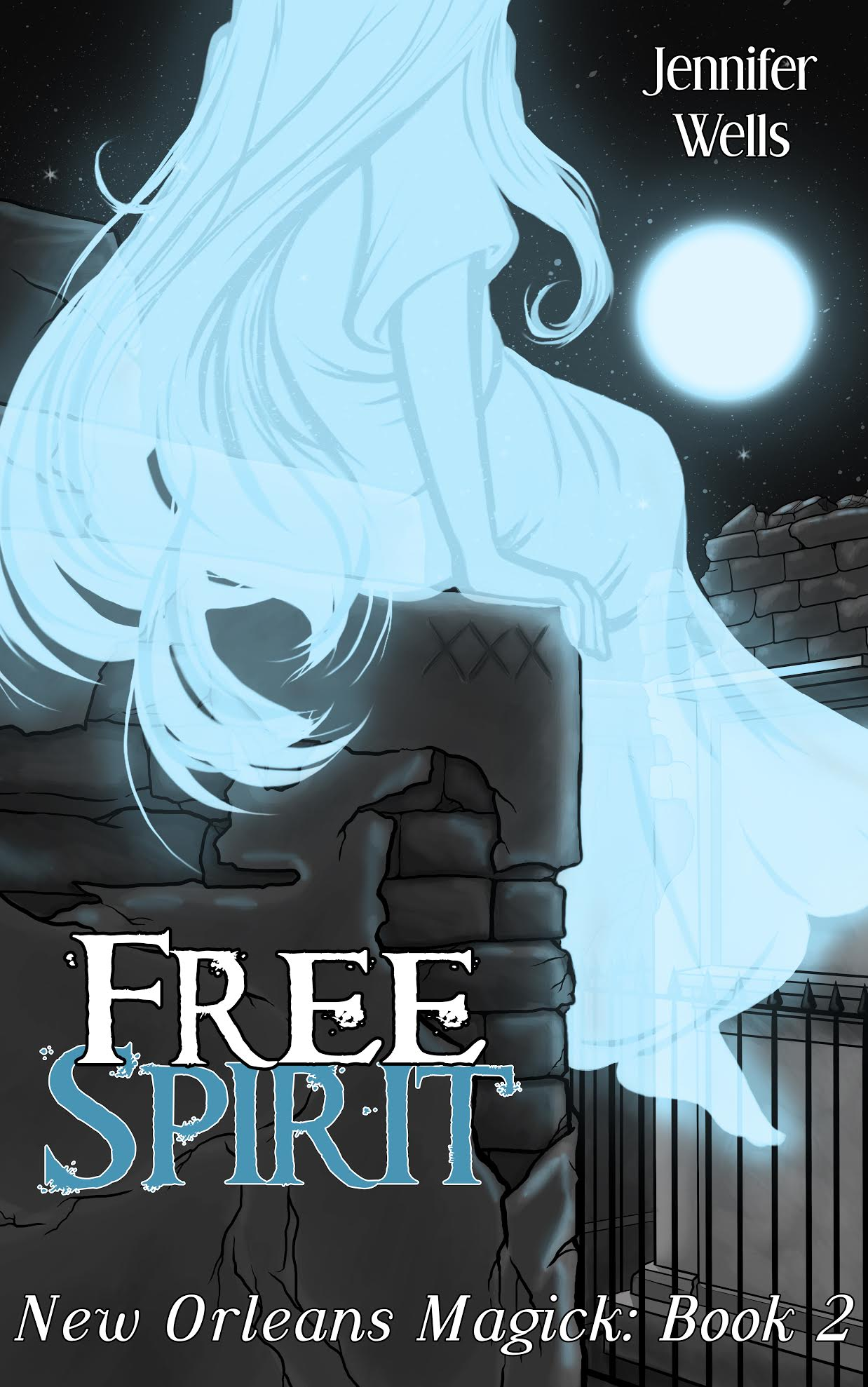 Free Spirit by Jennifer Wells