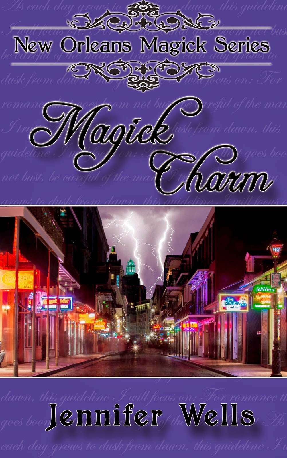 Magic Charm by Jennifer Wells