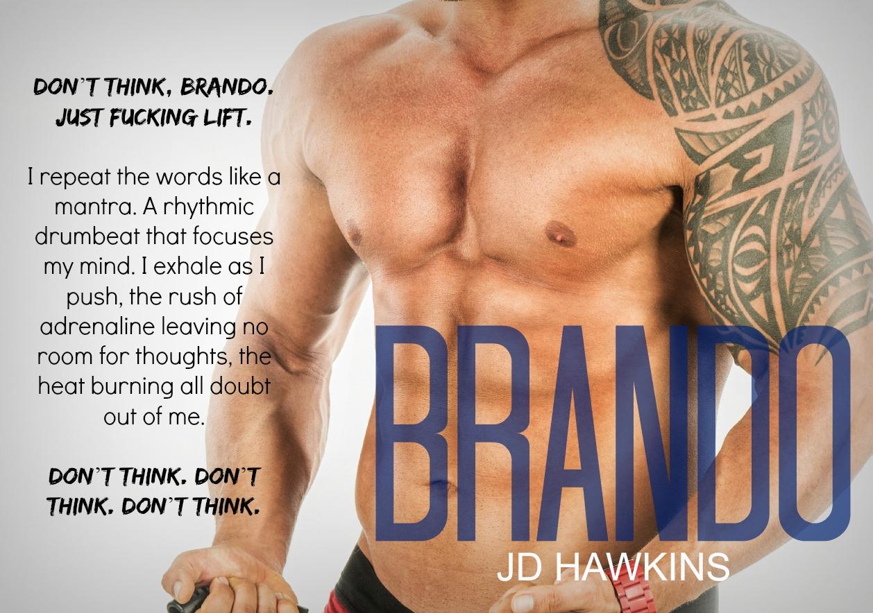 Brando by JD Hawkins