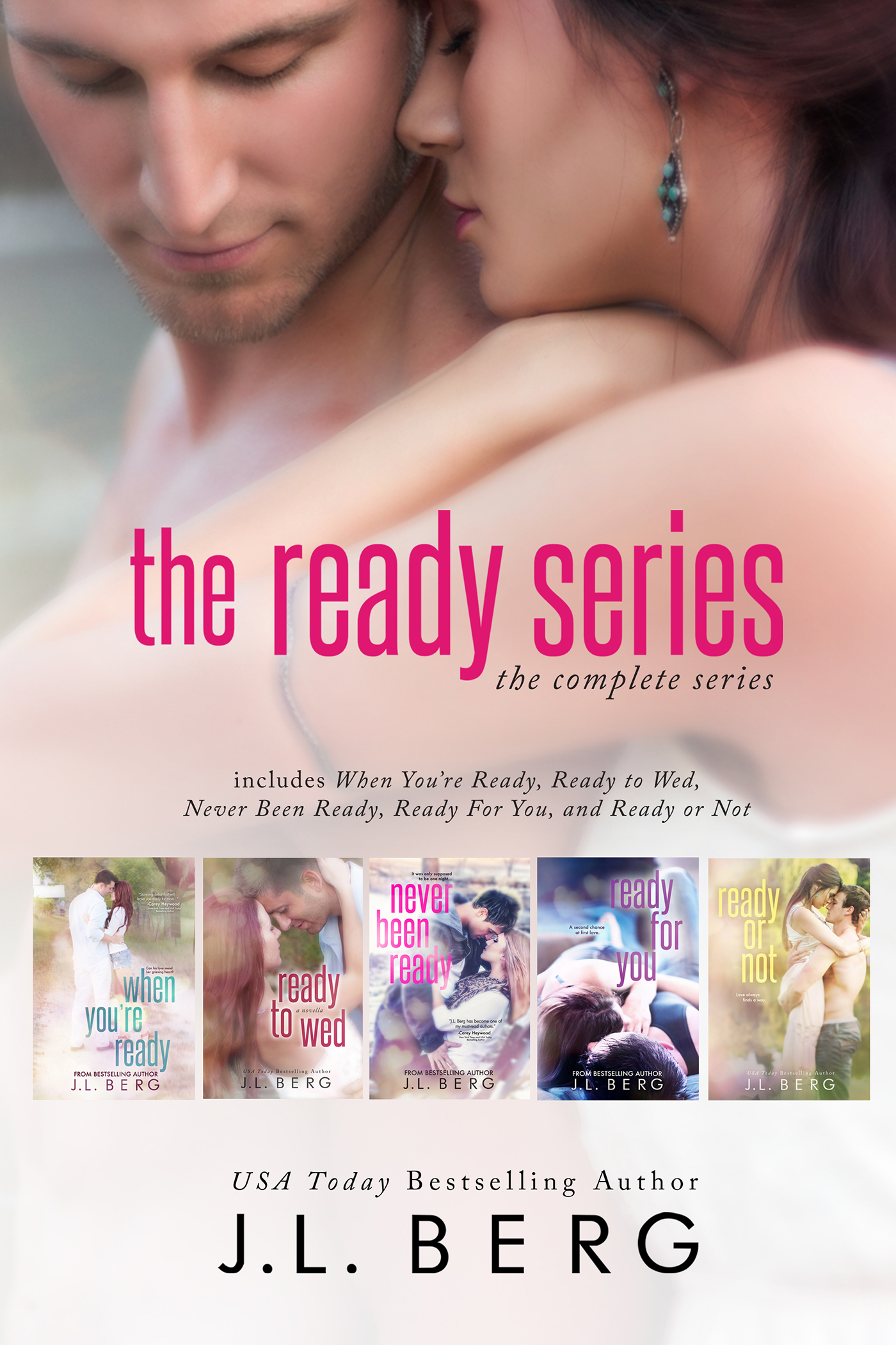 The Ready Series by JL Berg