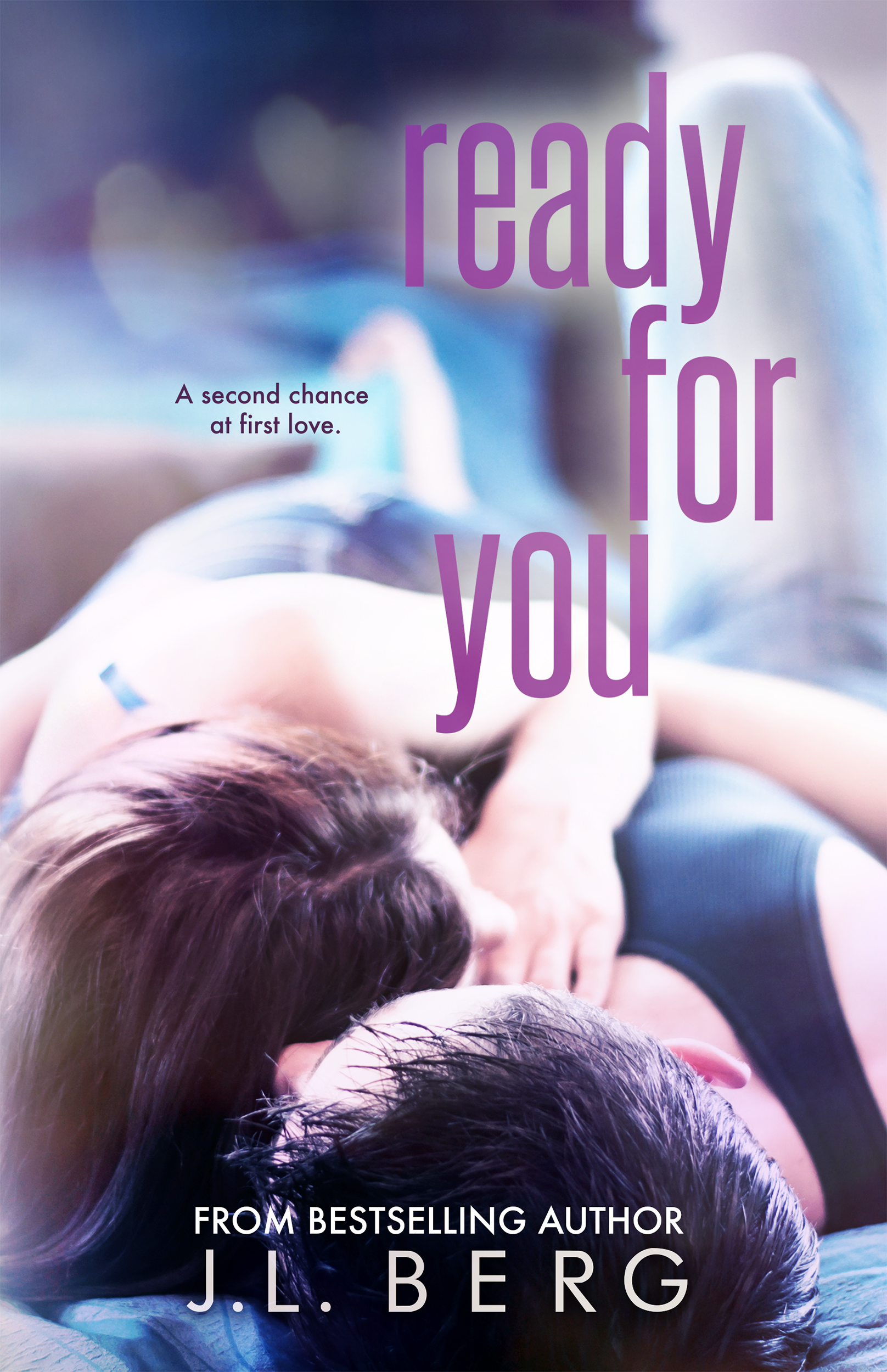 Ready for You by J.L. Berg