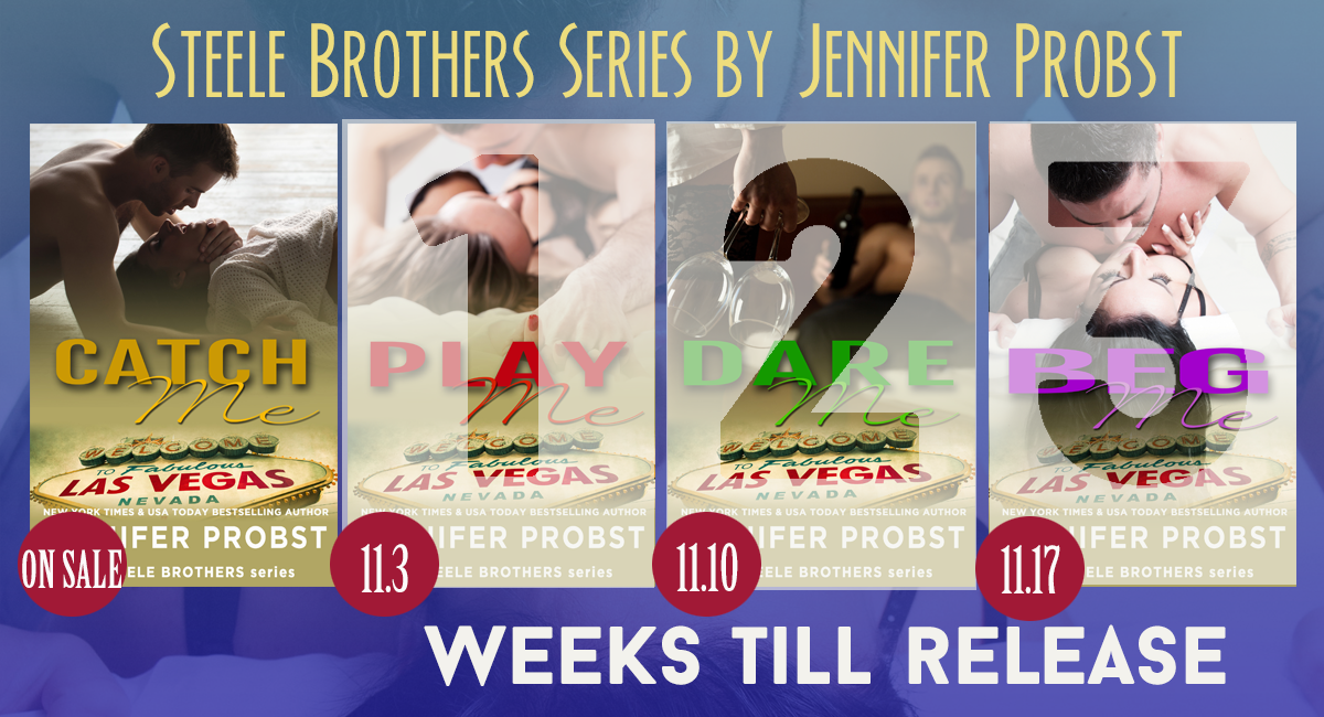 Steele Brothers Series by Jennifer Probst