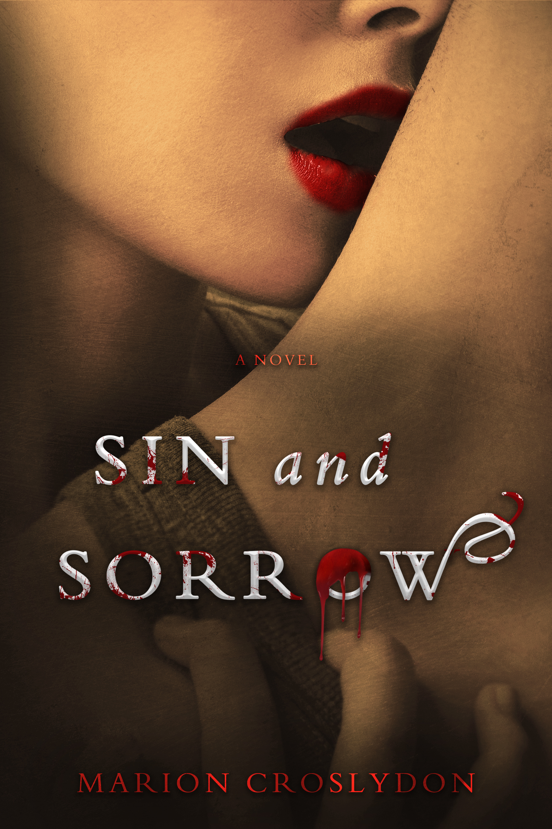 SIn and Sorrw by Marion Croslydon