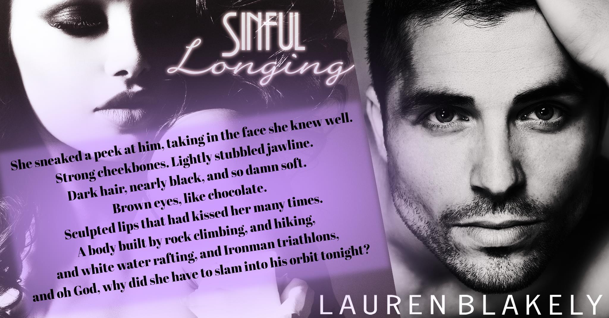 Sinful Longing by Lauren Blakely