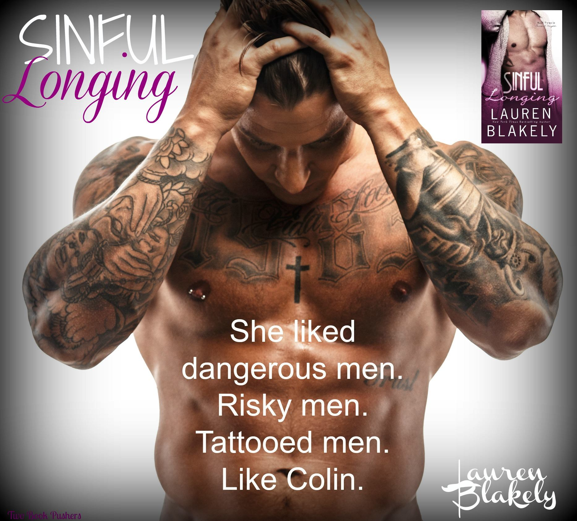 Sinful Longing by Laura Blakely