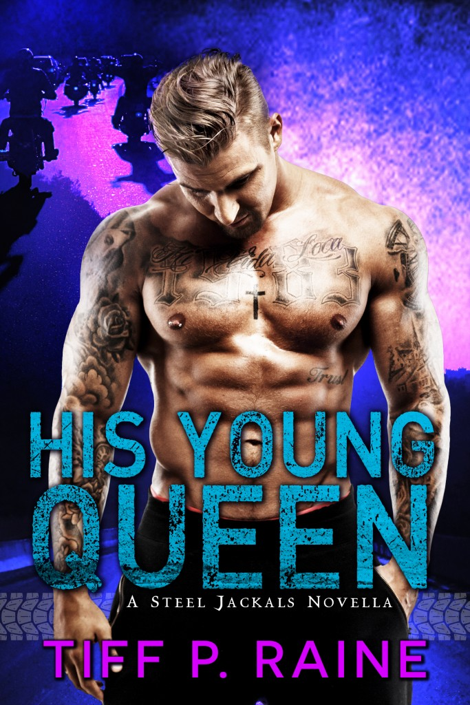 His Young Queen by Tiff P. Raine