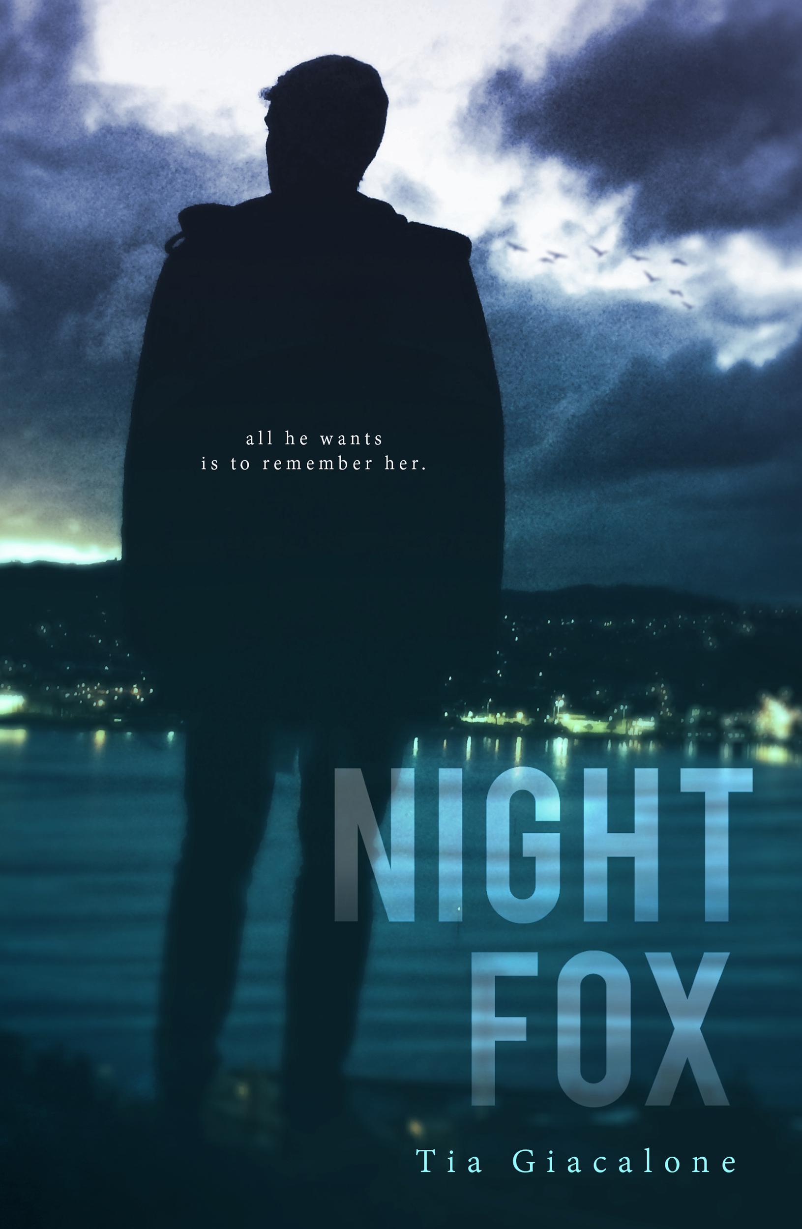 Night Fox by Tia Giacalone