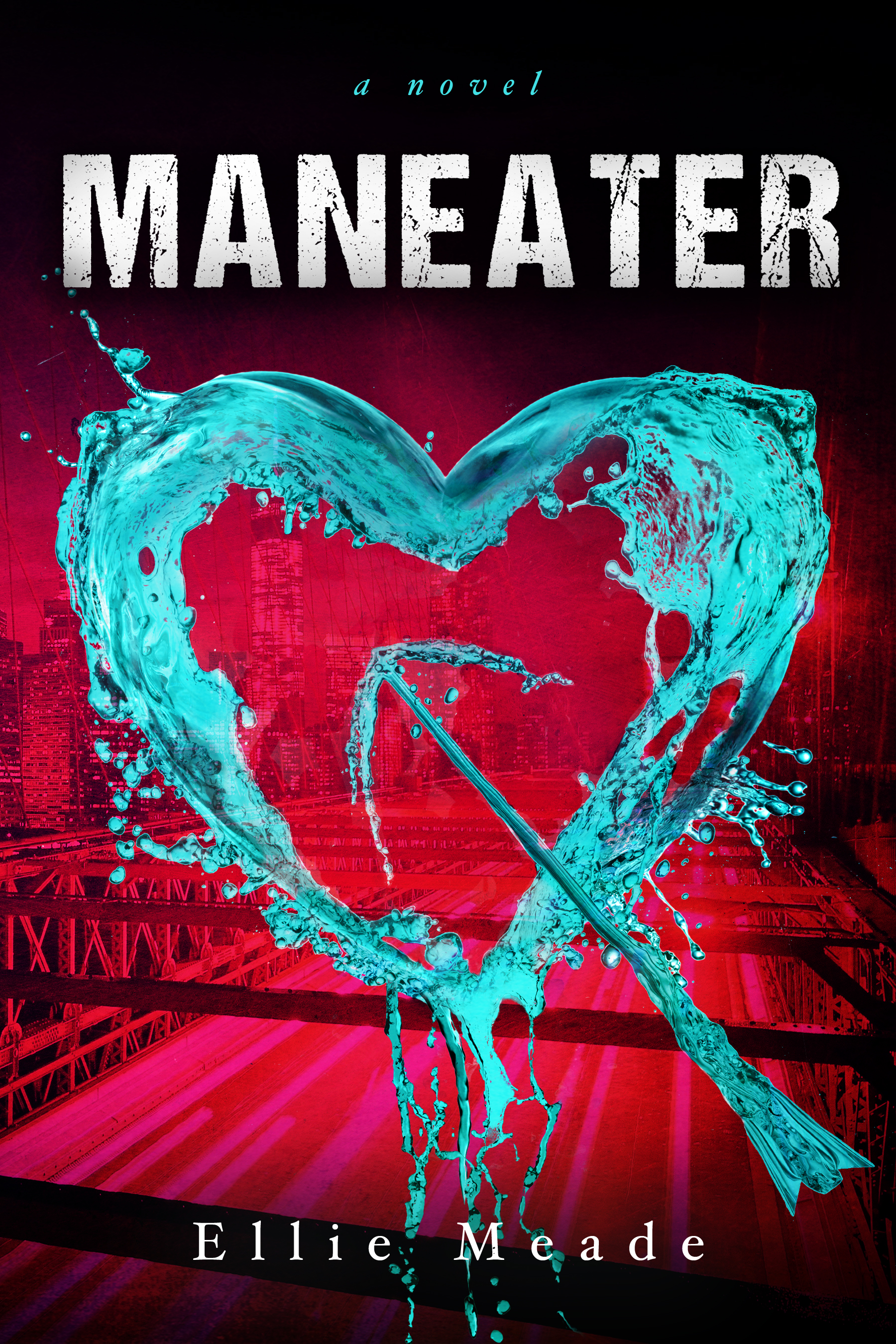 Maneater by Ellie Meade