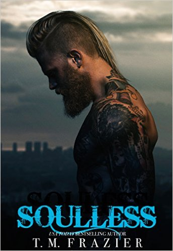 Soulless by TM Frazier