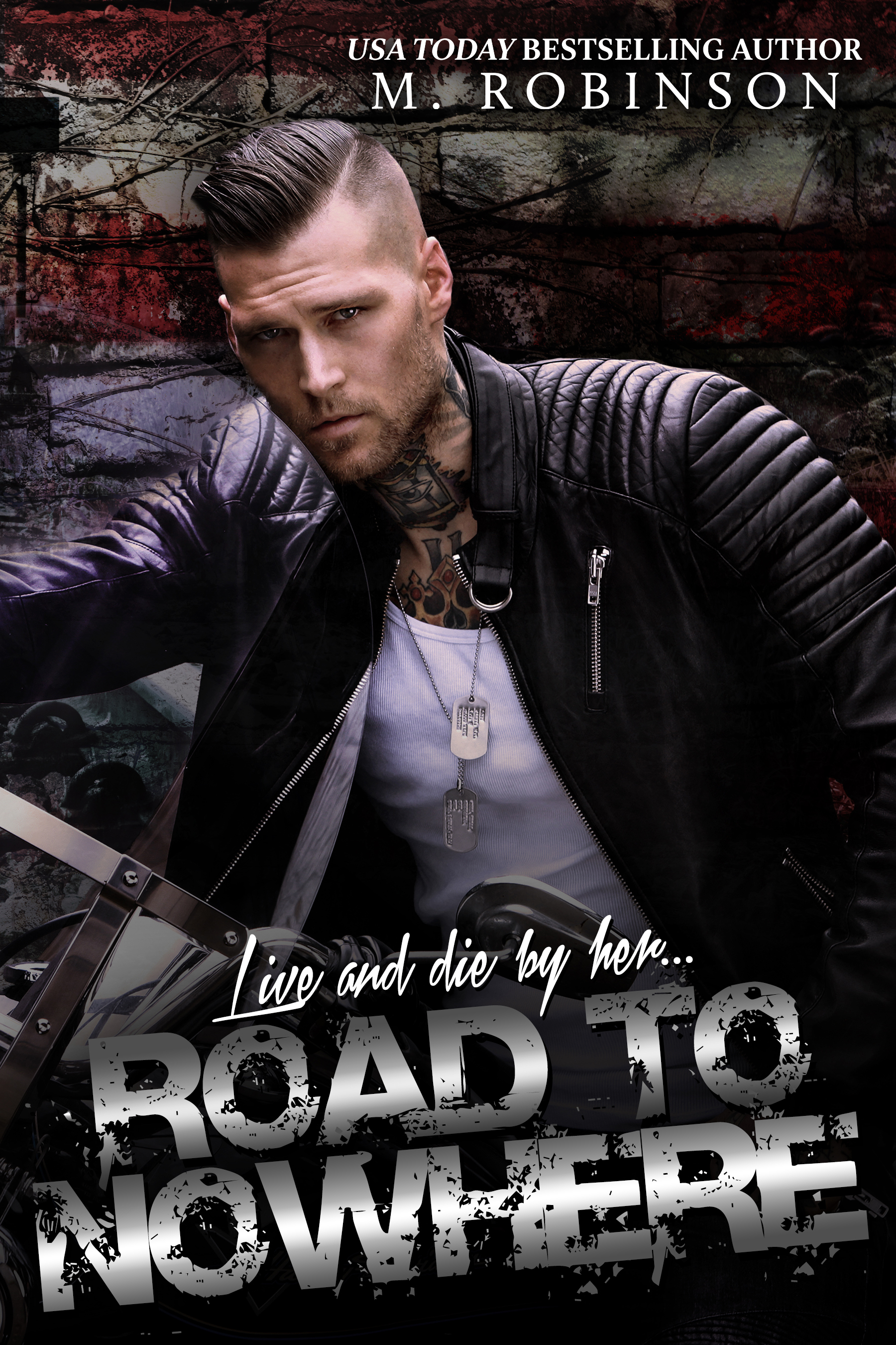 Road to Nowhere by M Robinson