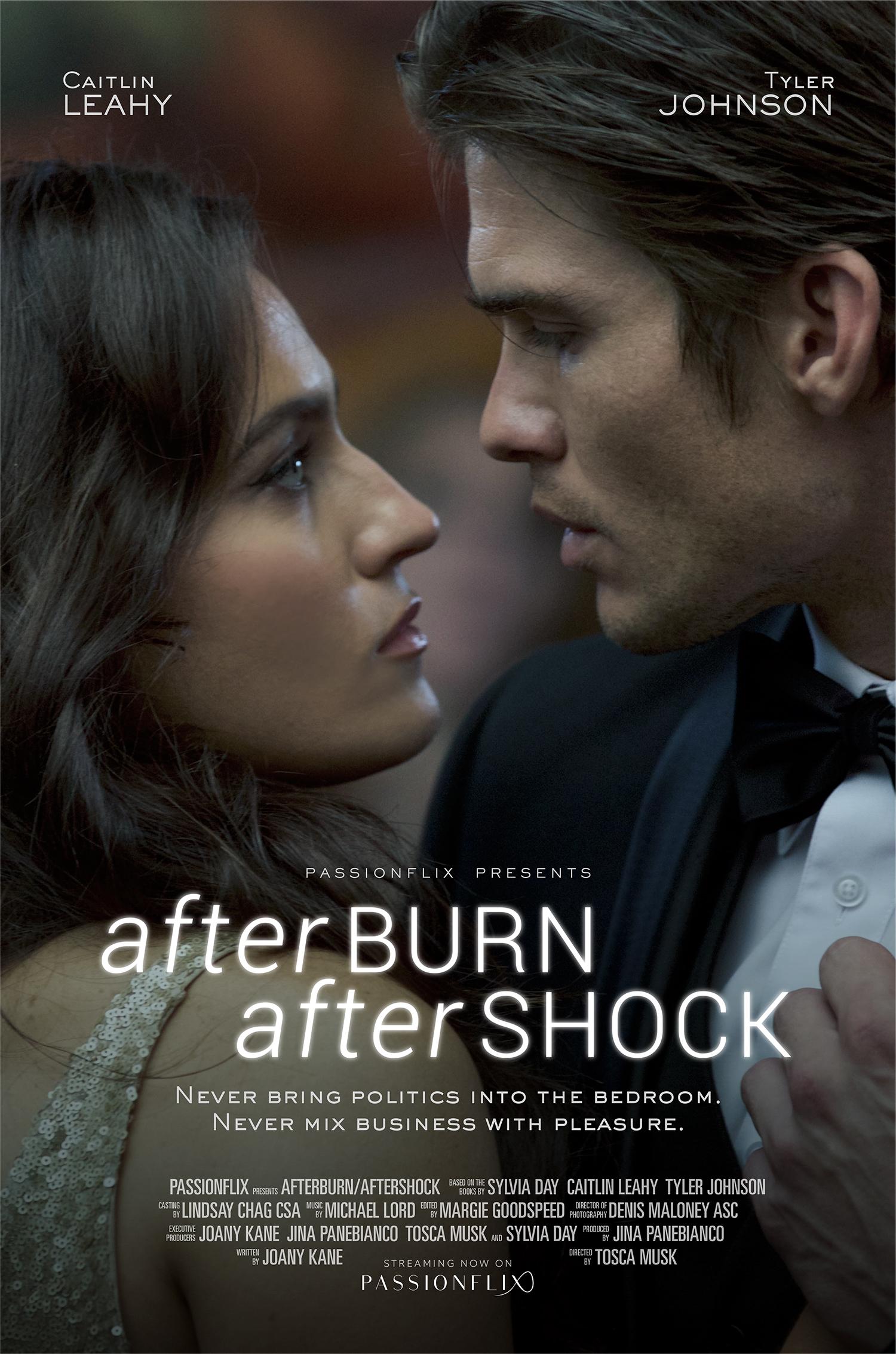 Afterburn Aftershock Movie Poster
