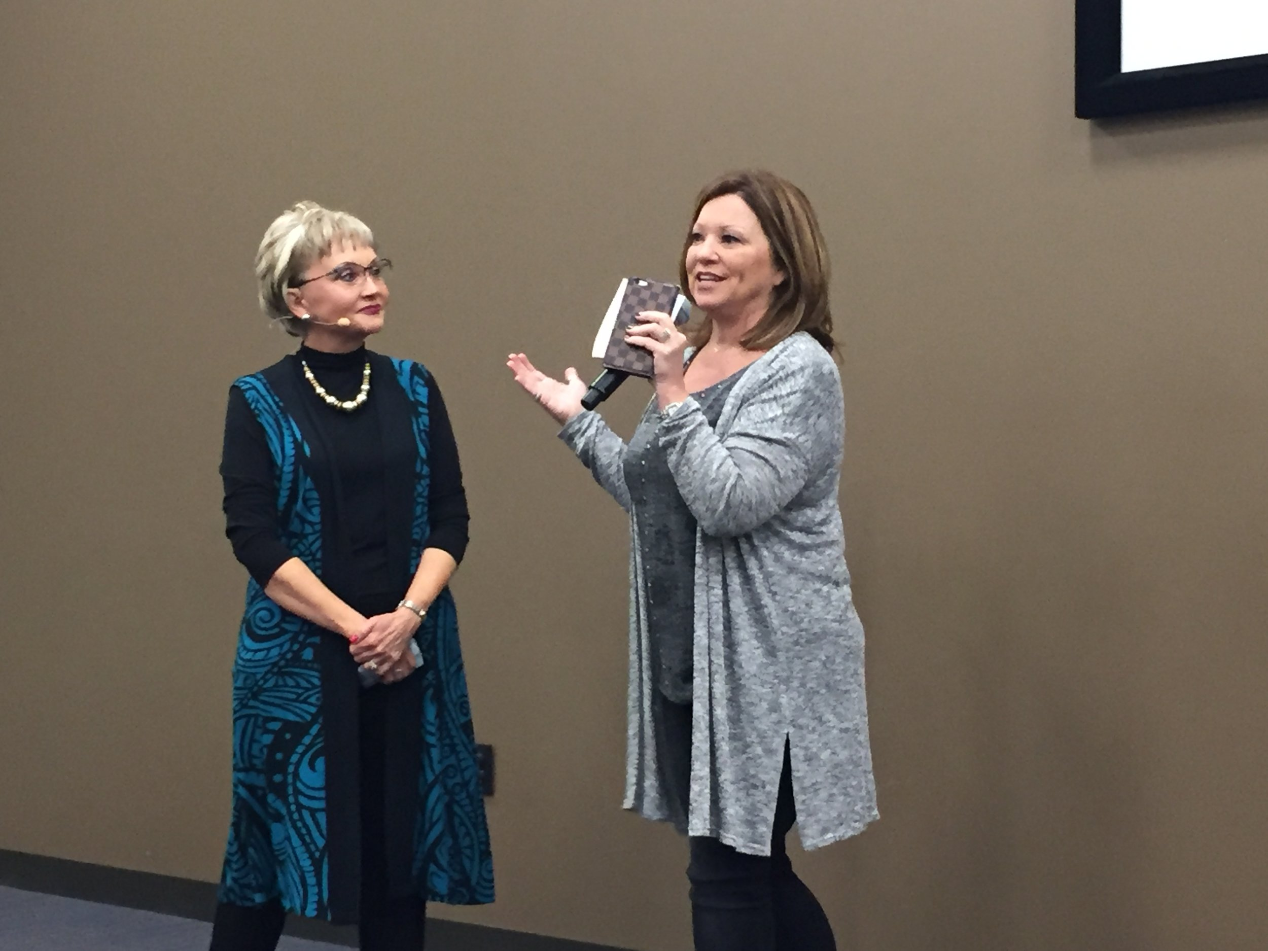 I so loved getting to share with the powerful, teachable women at Gateway Grand Prairie! I love to share Keys of Truth with people who want to do life God's way and receive the benefits He brings.  So, so much fun! This campus is fantastic!