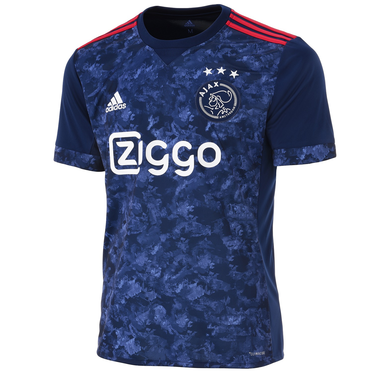 Ajax Away Shirt - 2017 (image courtesy of  Football Shirt Culture )