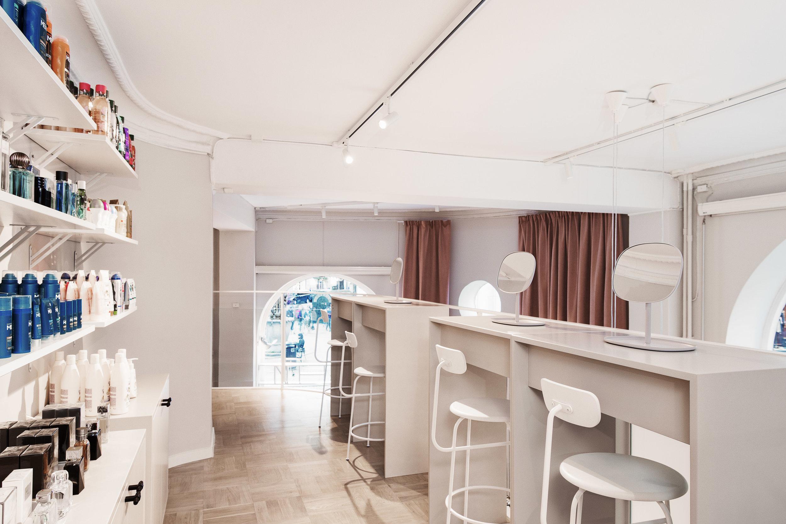 Inredningsarkitekt stockholm butik oriflame 10