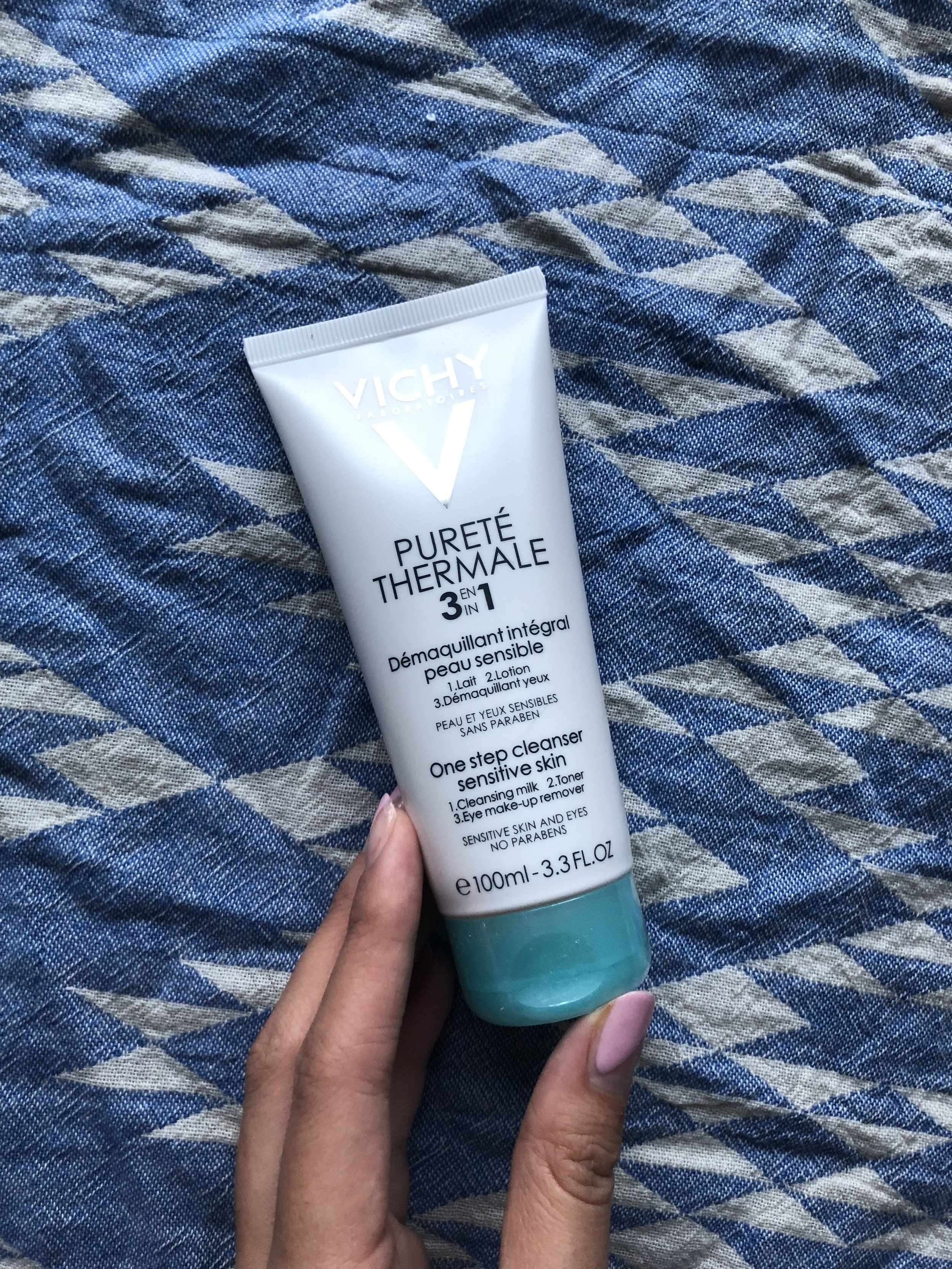 Vichy Purete: Face Cleanser and Makeup Remove - Retail $19.50