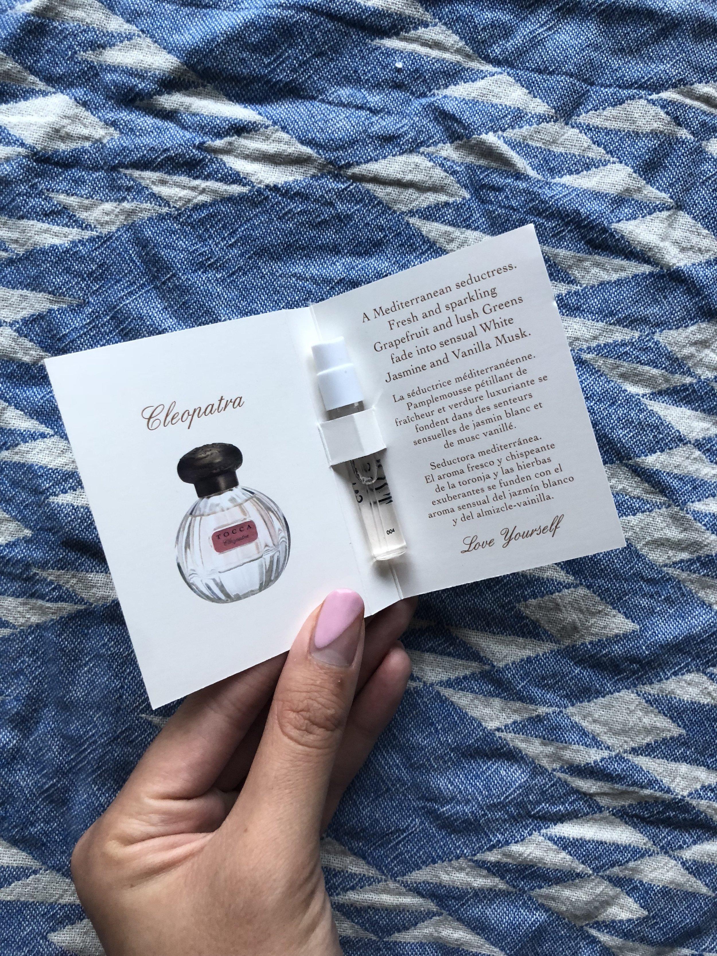 Tocca: Cleopatra Eau de Parfum - Full-Size $72