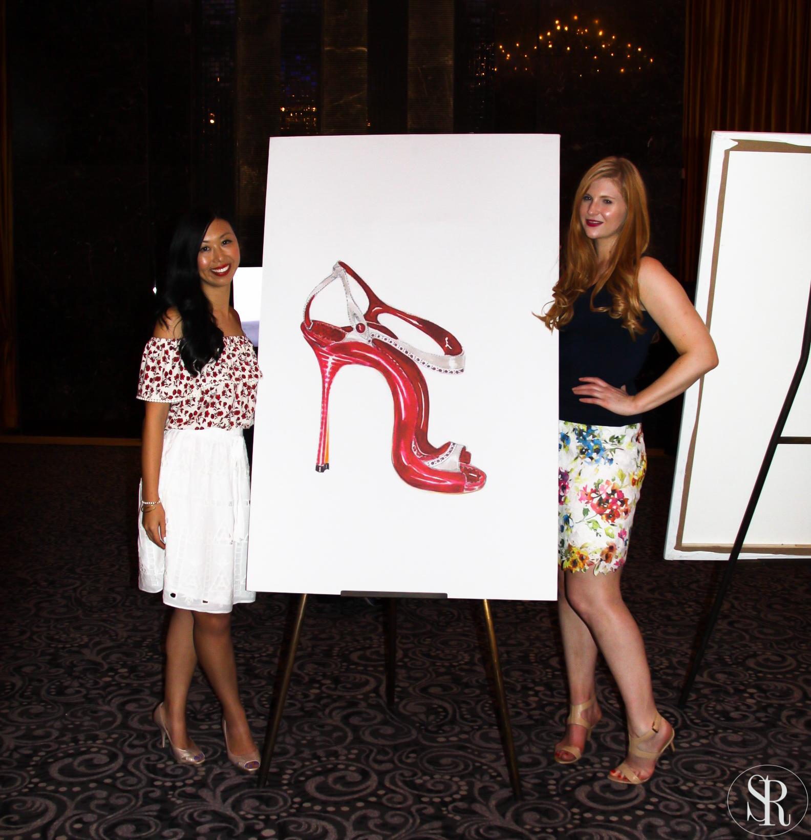 VIP launch of MANOLO BLAHNIK collection Fashion Afternoon Tea by Raffles Dubai-4119.jpg