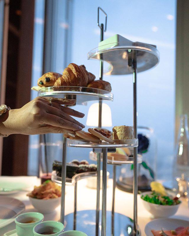 For an Iftar unlike any other, an experiential #iftarindubai @atmospheredubai