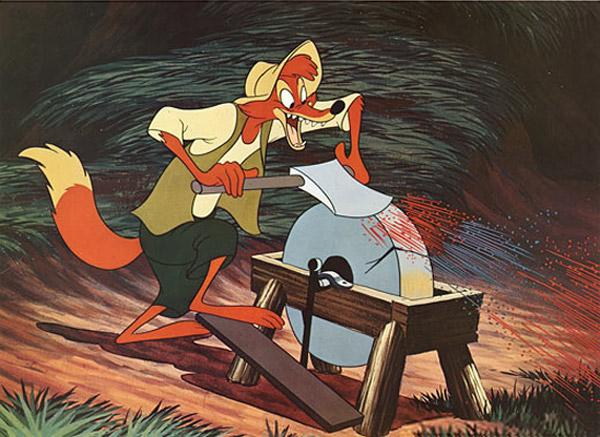 Disney's Br'er Fox based on Uncle Remus's Folktales