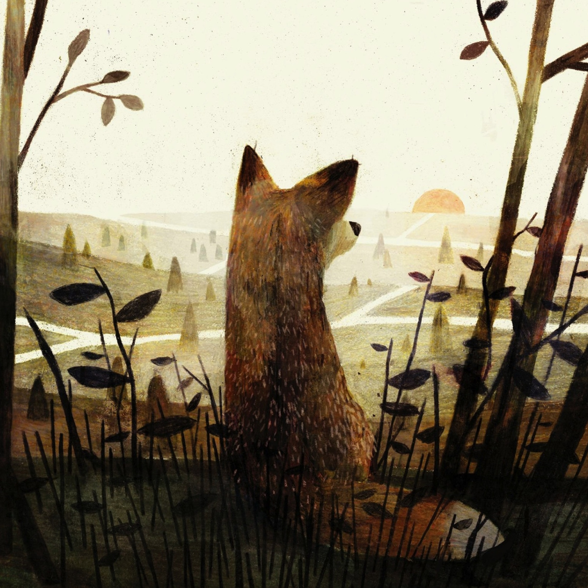 Pax by Sara Pennypacker, illustrated by Jon Klassen