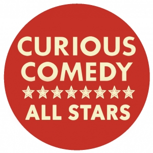 Curious Comedy All-Stars include Portland's funniest ladies including Katie Michels, Katie Behrens, Jenn Hunter, Stacey Hallal, Kara Moore and very special guest, Artistic Director of the Brody Theater, Domeka Parker!