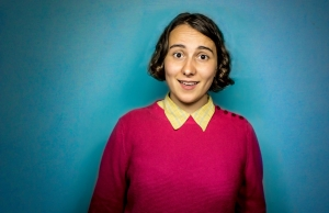 Originally from Yugoslavia, Ana-Marija is living in Toronto doing stand-up all over the city. She can be seen regularly at The Corner Comedy Club and the ALTdot Comedy Lounge. Credits include: Crom Comedy Festival 2017 and has been featured on SiriusXM Radio.   Ana-Marija is currently in the semi-finals for Sirius XM's Next Top Comic Competition 2017.