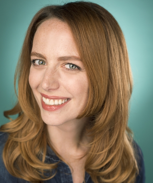 """Leah Rudick is a comedian currently living in Los Angeles by way of New York by way of Ohio. Most recently she filmed her first special with the streaming platform """"Seed & Spark"""" at the Dynasty Typewriter in Los Angeles which is slated to be released at the end of the summer. She is the co-creator/co-star of the critically acclaimed web series Made To Order (madetoorderseries.com) which has been featured on Indie Wire, New York Observer, Flavorwire, and Decider to name a few and was listed as one of """"6 Brilliant Web Series"""" by Marie Claire.  She began performing comedy in NYC in 2006 with her sketch duo Skinny Bitch Jesus Meeting (Upright Citizens Brigade, Caroline's on Broadway, the People's Improv Theater). Festivals include: New York Sketchfest, Fringe Festival NYC, Los Angeles Comedy Festival, Charleston Comedy Festival, Ladies Are Funny Festival, East to Edinburgh at 59E59, Capital Fringe Festival in DC, Women in Comedy Festival, FRIGID New York and Out of Bounds. Her duo has been critics picks in Time Out New York, Washington Post, and Charleston City Paper and they have been highlighted in WNYC Culture Blog, Heeb Magazine, Pomp & Circumstance, and Pluck Magazine. They were named as one of the twenty-five funny people that should have their own television show by Complex Magazine.  Some favorite film credits include """"Chemical Cut"""" (Official selection of Slamdance Film Fest), """"Jammed"""" (Runaway Bandit Productions), """"Prayer To a Vengeful God"""" (Insurgent Pictures) and """"Cut to Black"""" (Insurgent Pictures). She is a regular performer on the webby-winning channel The Key of Awesome. She can be seen as Isabel on the HBO hit High Maintenance.  She also recently co-starred and co-wrote the Indie feature """"Sweet Parents"""", which premiered this summer at the Brooklyn International Film Festival and won the """"Best Brooklyn Film"""" award, followed by a stint at the Lower East Side Film Festival where it took home the """"LESFF Neighborhood Award.""""  Currently, she co-hosts the monthl"""