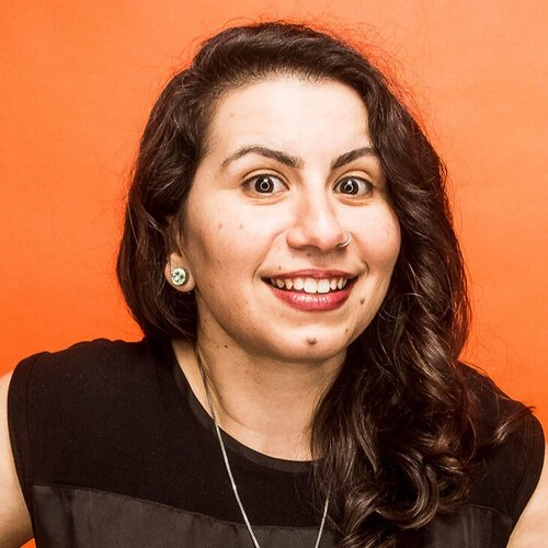 Dalia started comedy in London, UK, where she first started honing her silly, playful, and sometimes dark material in major clubs and festivals all over the country. Her warm and conspiratorial stage presence and punchy writing helped her progress quickly and gain favor with reviewers. Her comedy was broadcast on BBC Radio, and she also performed at Live' Nation's Latitude Festival, the Brighton Fringe Festival, and the Edinburgh Fringe Festival, including a full run with Christian Knowles Productions' Lunchtime Special show. She has also performed in Canada, Ireland, including Live Nation's Electric Picnic Festival, as well as Egypt where her family is from, including Egypt's first ever Cairo Comedy Festival.