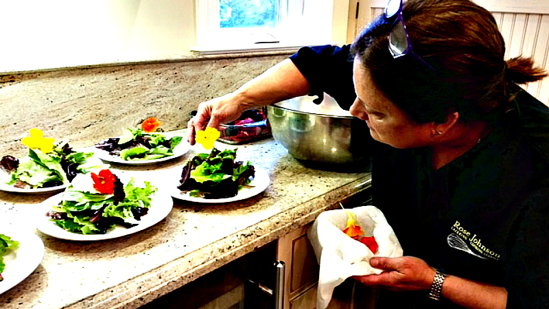 Plating Basics w/Chef Rose