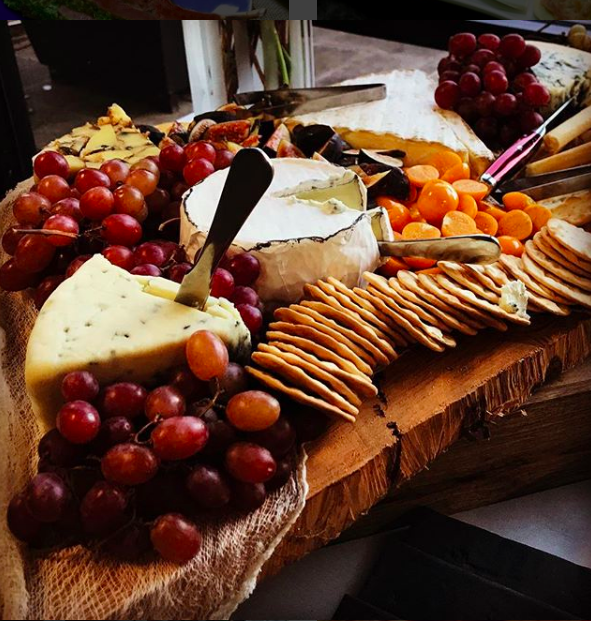 Cheesemonger's Board