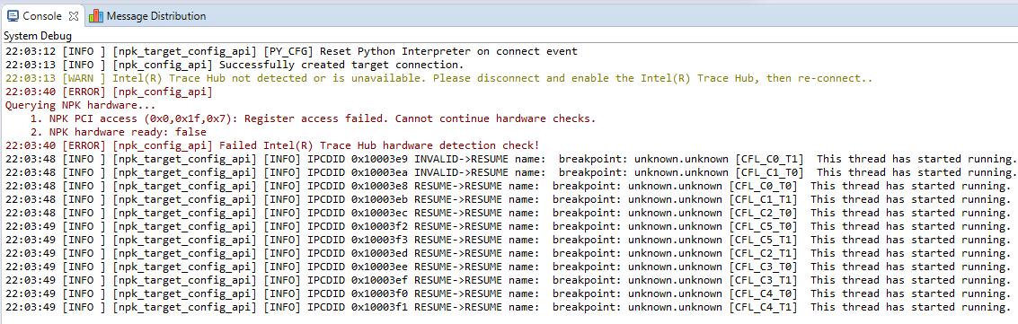 Debug UEFI code by single-stepping your Coffee Lake-S hardware CPU
