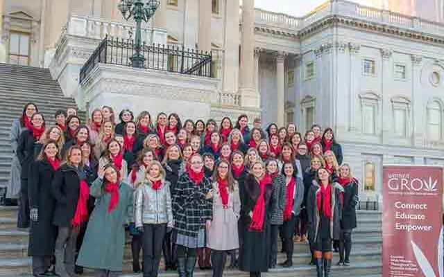 Women Grow Lobby Days, Washington D.C.