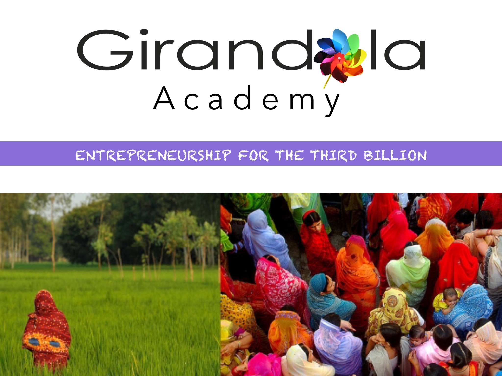 Girandola Third Billion Training