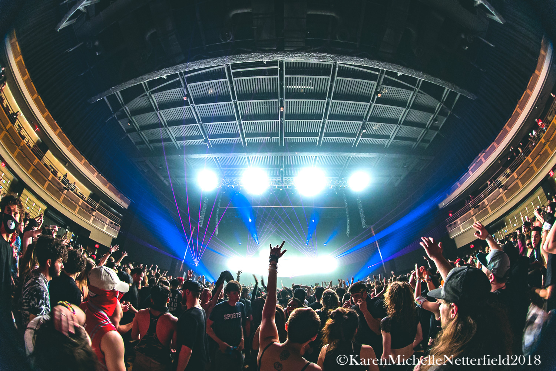 The Joint Las Vegas EDM Rave Scene Music