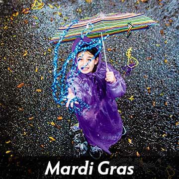 New Orleans Mardi Gras Photos