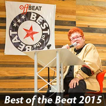 New Orleans Best of the Beat Business Awards, Offbeat Magazine, 2015 Photos