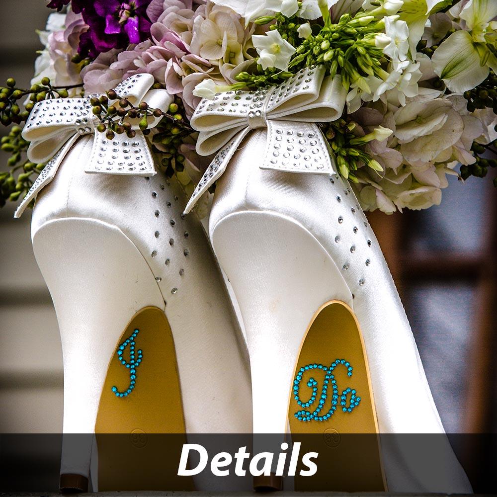 New Orleans Wedding Detail Photos