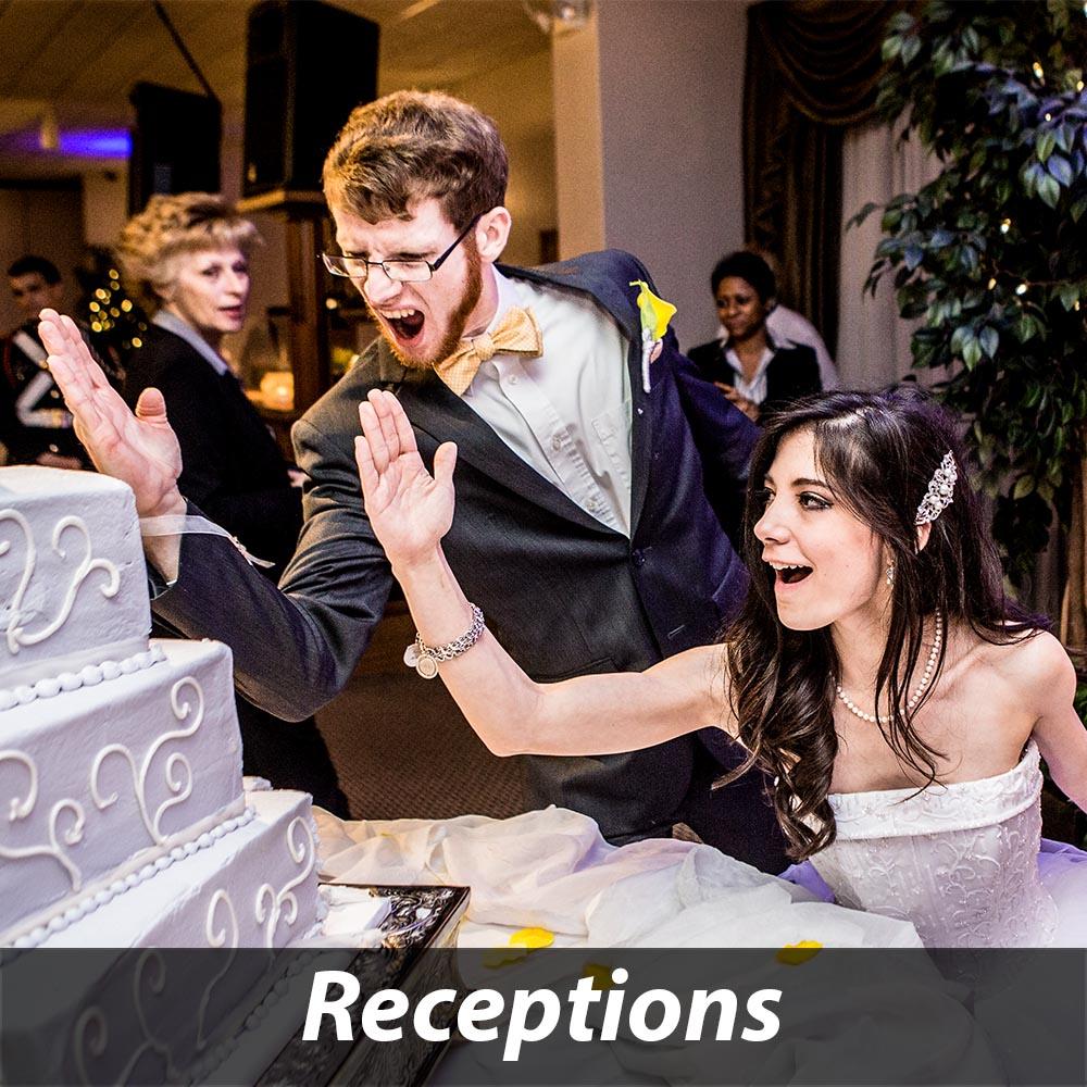 New Orleans Wedding Reception Photos...