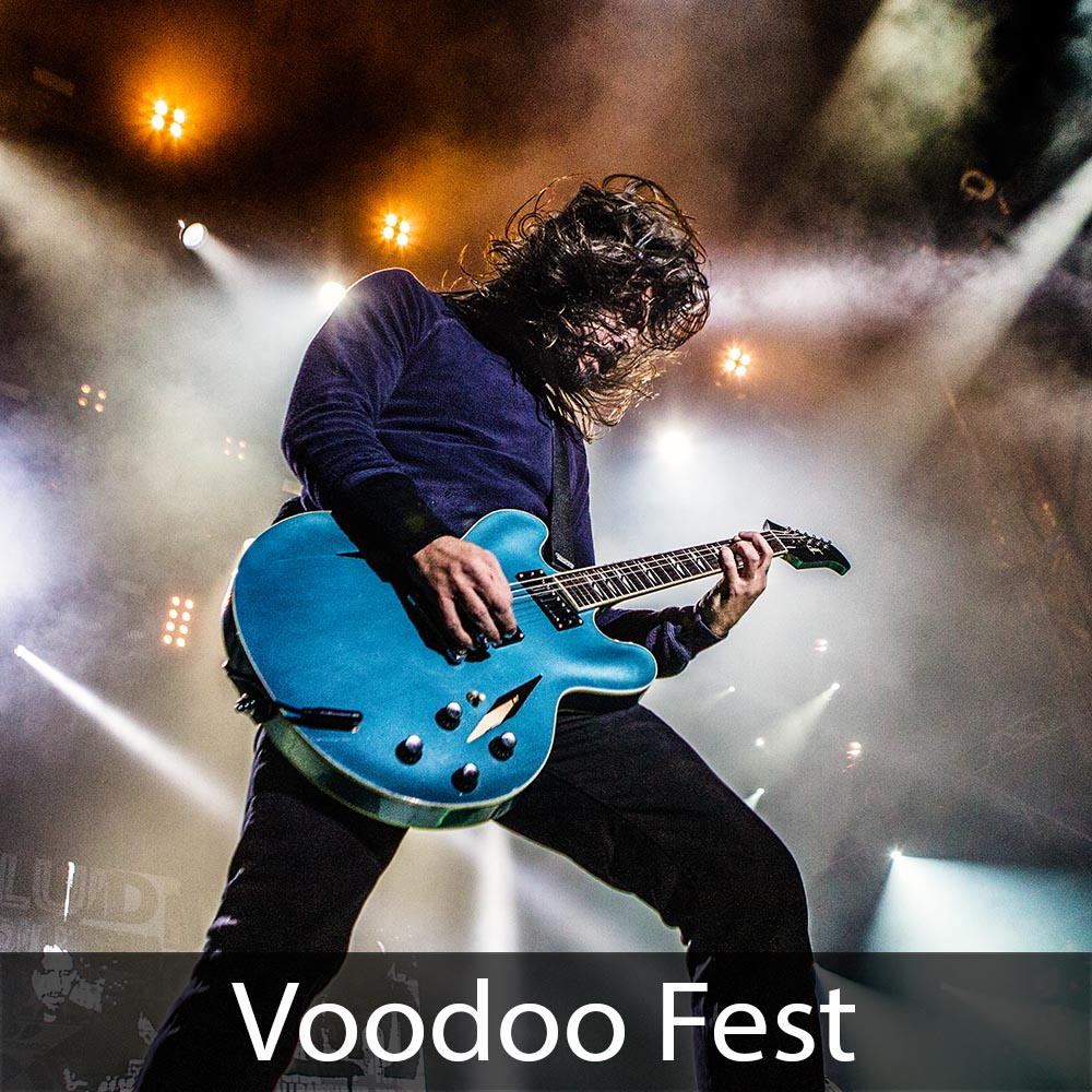 New Orleans Voodoo Music + Arts Experience Festival Photos