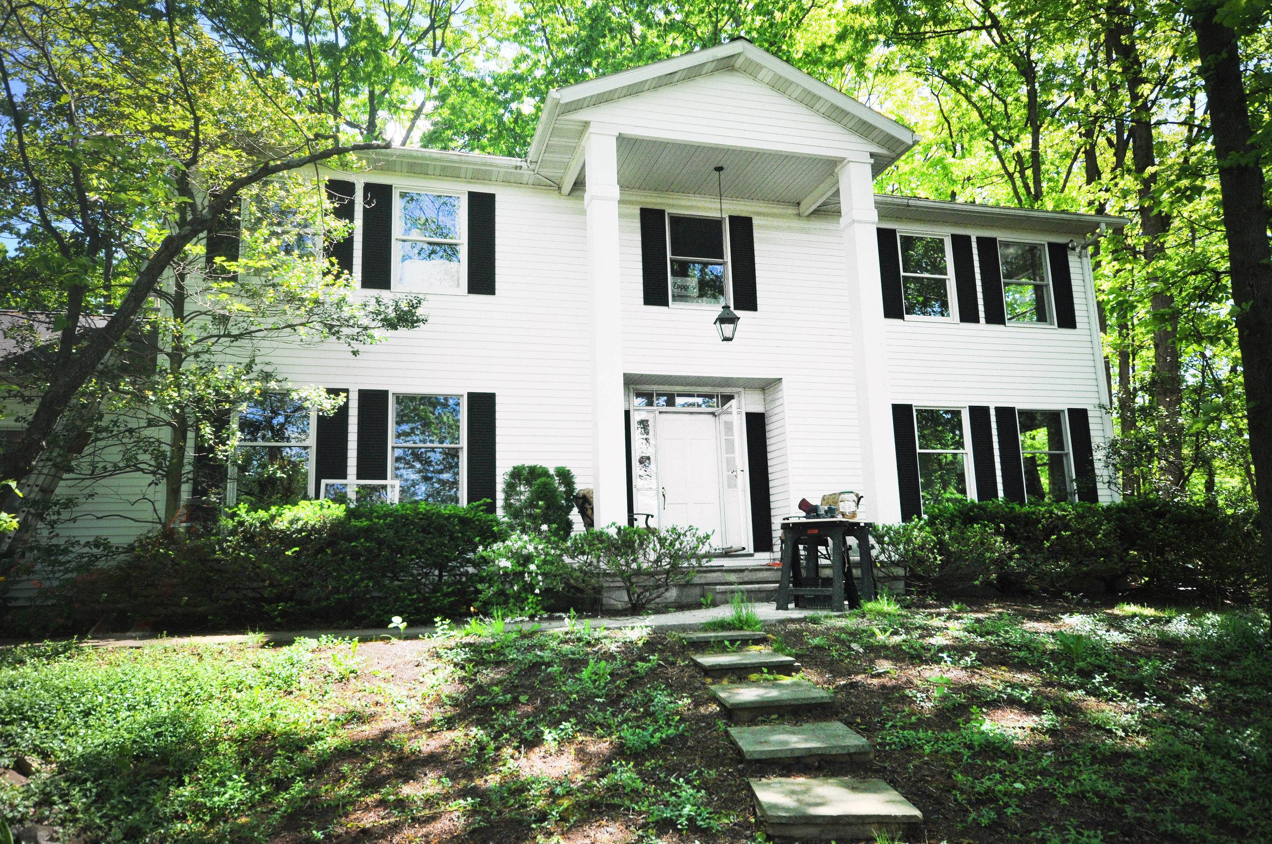 Ridgewood Colonial Remodel