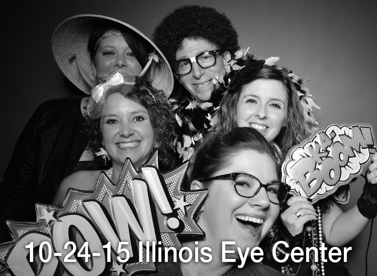 Illinois Eye Care Prom Party