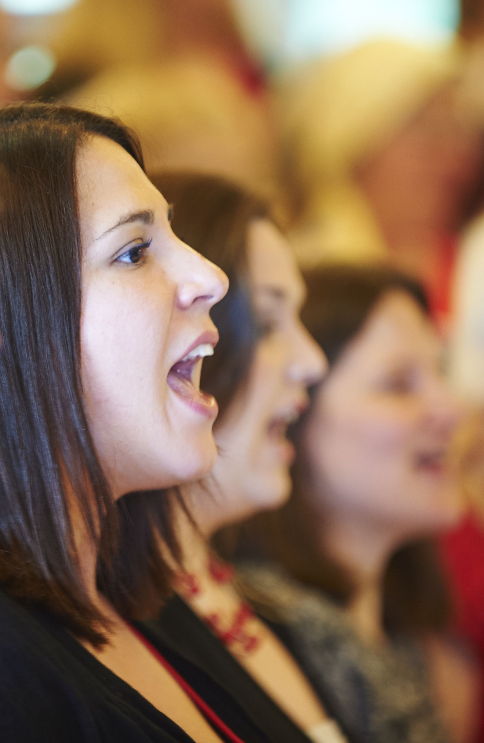 """Singing together has the power to lift spirits and transform lives,"" says MasterWorks Chorale director Kip Coerper, ChM, especially when sharing ""the joy of group singing in a warm, friendly and supportive atmosphere."" Members need only have a desire to learn and perform great choral music."